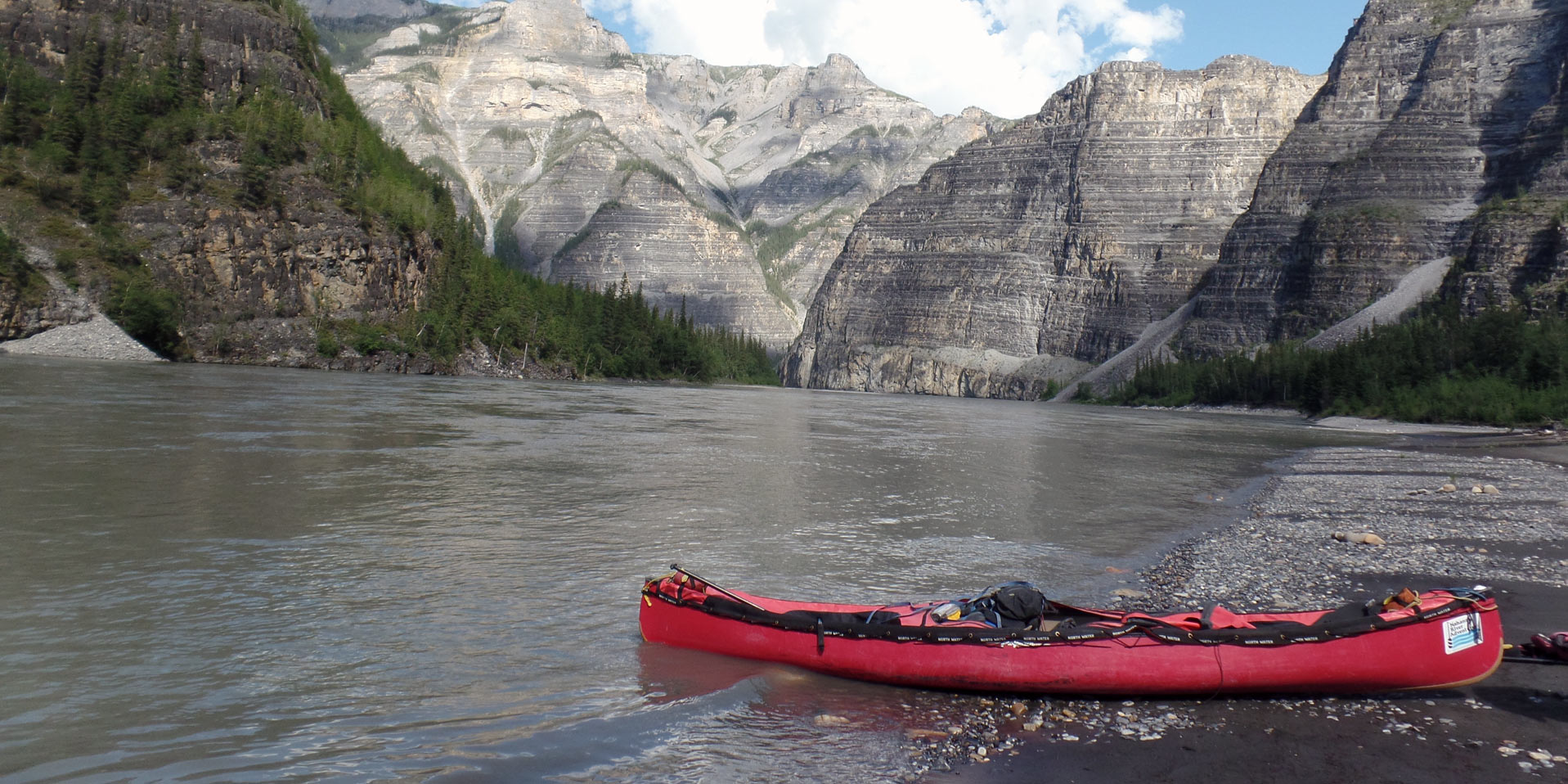 Nahanni National Park Canoeing Expedition   Nahanni River