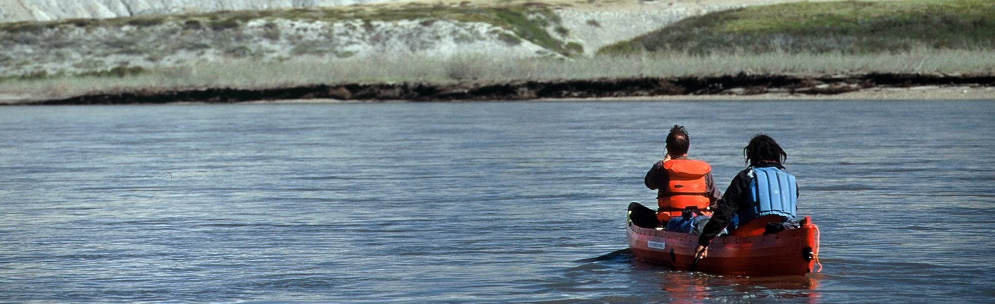 Horton River Canoeing with Canadian River Expeditions