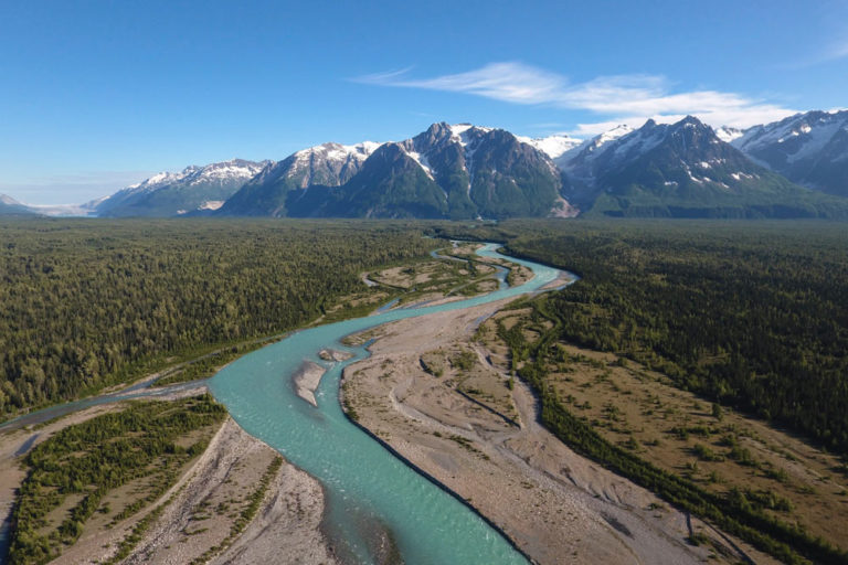 The Tatshenshini River is one of the most magnificent river systems on earth, flowing through one of the world's most pristine wilderness areas.