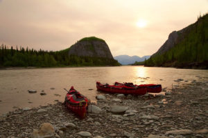 Nahanni Deadman's Valley