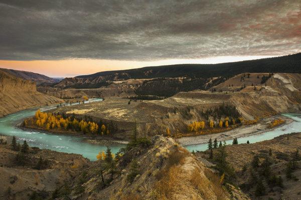 Taseko-Chilcotin-Fraser River